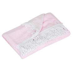 Cape cod towel in soft pink