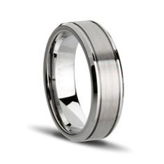 Classic matte ring