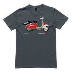 Lambretta scooter t-shirt
