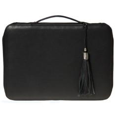 Black leather 13