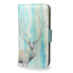 Deer Tree iPhone 7 Wallet Phone Case