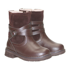 Girls' lo rider boot in brown