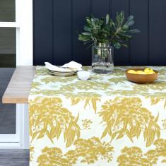 Tablecloth - Ficifolia Ochre