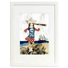 Pirate Anna open edition print