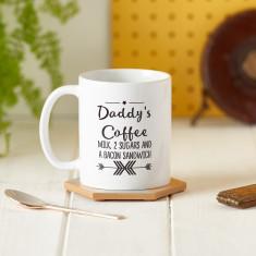 Dad's Perfect Coffee/Tea Mug