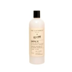 The Laundress detergent le labo santal