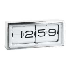 LEFF Amsterdam brick clock