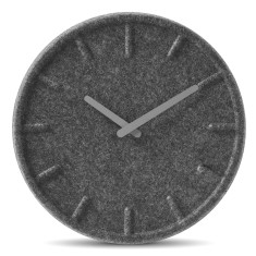 LEFF Amsterdam felt 35 clock