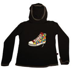Lego sandshoe hoodie