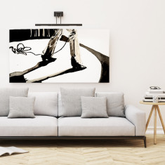 Limited edition music art print
