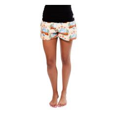 Let's jet around pyjama shorts