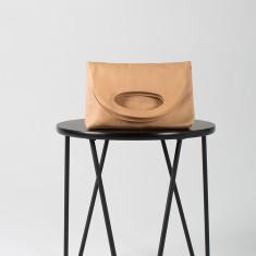Lola Leather Clutch