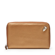 Genuine Leather Soho Wallet/Clutch