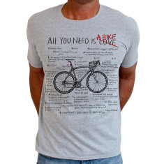 All you need men's t-shirt