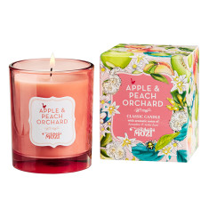 Apple & Peach Orchard Classic Candle