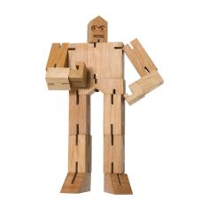 Wooden Julien Cubebot