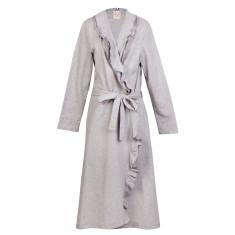 Mae robe in grey marle