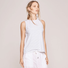 Reflect Striped Tank (various colours)