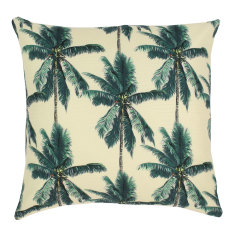 Indoor Cushion in Sri Lanka Fabric (various colours)