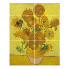 IXXI sunflowers wall art
