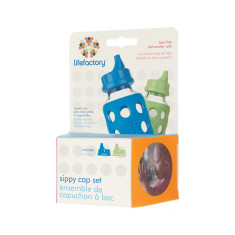 Lifefactory sippy cap (pack of 2)