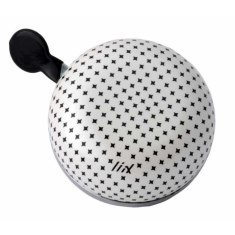 Diamond dots ding-dong XXL bicycle bell