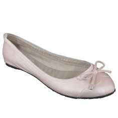 Foldable Lily flats in Champagne