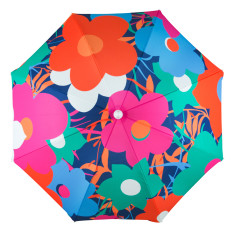 Bloom Fest Beach Umbrella