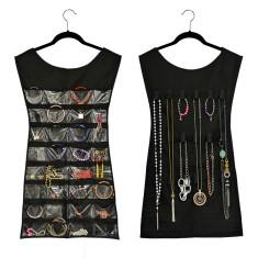 Little black dress jewellery organiser