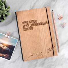Personalised Destination Travel Journal