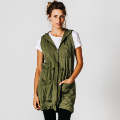 Cafe crawl parka
