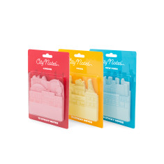 City Scape Note Pads
