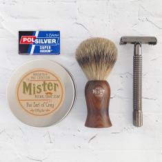 Classic shave set