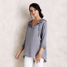 Florencia top in Grey