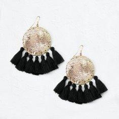 Lyla Fringed Earrings