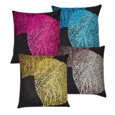 Venation cushion (various colours)