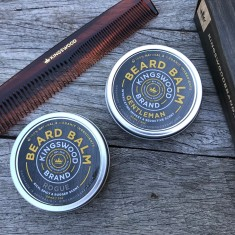 Two Pack Beard Balm Gift Box