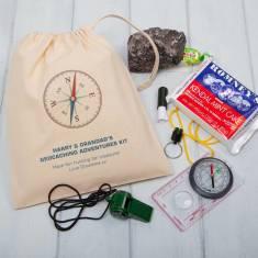 Personalised Geocaching Adventures Kit