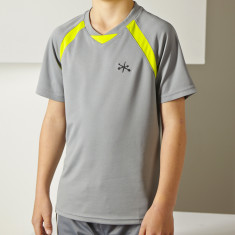Boys Sports Training Shirt