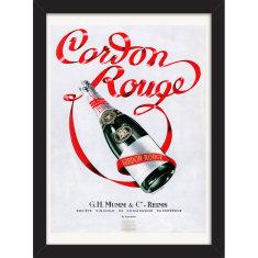 Cordon Rouge Print