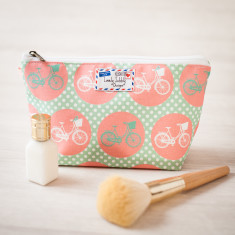 Bicycle Cycling Bike Makeup Toiletry Wash Bag