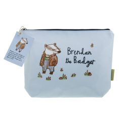 Brendan Badger wash bag