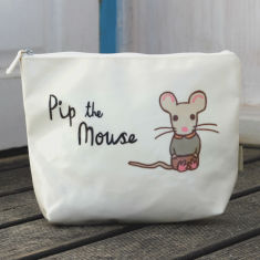 Pip the Mouse wash bag