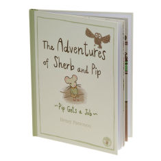 The Adventures of Sherb and Pip kids' story book