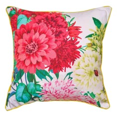 Bella Rosa white cushion