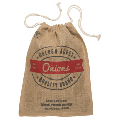 Produce storage sacks (set of 2)