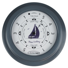 Personalised Sailing Boat Tide Clock