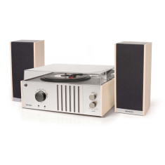 Crosley Player II Vinyl Record Turntable - Natural