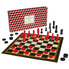 Ridley's games room chess & checkers