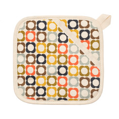 Orla Kiely pot grab multi flower spot